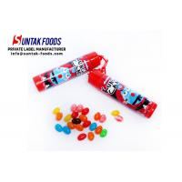 Wholesale OEM Novelty Candy Toys Nun Chucks Container with Assorted Fruit Jelly Bean from china suppliers