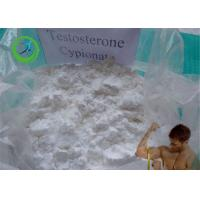 Wholesale Testosterone Cypionate hormone , Testosterone Steroids 98% CAS 58-20-8 from china suppliers