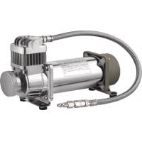 Wholesale Hardmount Heavy Duty Air Ride Suspension Compressor 12V Chrome 150 PSI from china suppliers