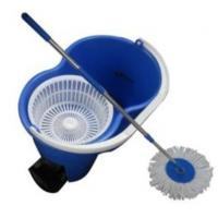 Wholesale 6.7L One Touch Steam Tornado Magic Mop Set With One Bucket HY-01 from china suppliers