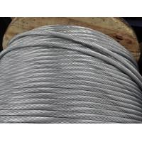 Quality High Tensile Galvanized Steel Strand 19x3.8mm For Steel Tower , Guy Wire for sale