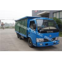 Wholesale Customized Electric Transport Truck , Vaccum brake assisted Electric Delivery Trucks from china suppliers