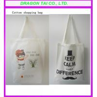 Wholesale Customized cotton shopping bag manufactory,  cotton handbag from china suppliers