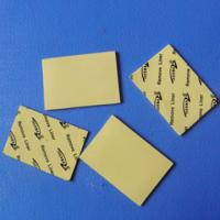 Wholesale Yellow High Dielectric Strength Thermal Conductive Pad 3.0W/mK For Telecommunication Hardware silicone pad -50 to 200℃ from china suppliers