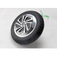 Wholesale 6.5 Inch Tire Electric Scooter Parts , 350W Brushless Scooter Motor Wheel from china suppliers