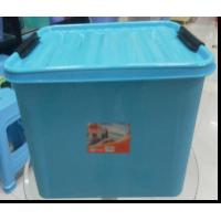 Wholesale GJ5598, 65 L PP Materials Plastic Storage Box, Japanese Style Plastic Storage Crate from china suppliers