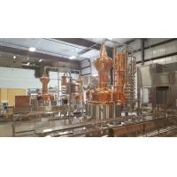 Buy cheap Modular Microbreweries/Modular Small Beer Brewing Machine from wholesalers