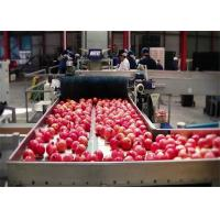 Wholesale Automatic Mango Fruit Juice Processing Line Equipment for 500-1000ml from china suppliers