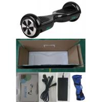 Wholesale Popular 2 Wheel 6.5 inch Self Balance Electric Scooter with Bluetooth Speaker from china suppliers