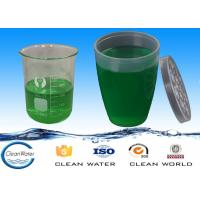 Wholesale With BV ISO Clean Water Natural Chemical Deodorizer Green Liquid Density 0.99 For Water Treatment from china suppliers