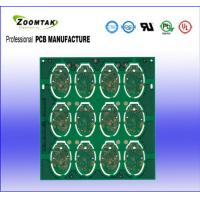Wholesale Custom CEM-1 OSP 2Layer SMT Multilayer PCB Fabrication from china suppliers
