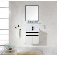 Wholesale Standard Bathroom Cabinets with Toilet Basin Set China Factory from china suppliers