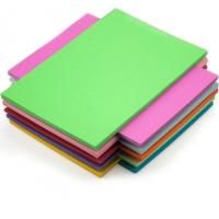 Wholesale Grey / Pink Multi Colored Cardstock Paper For Invitations 4K 50CM * 38CM from china suppliers