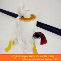 Wholesale high temperature PI Film/PI Label from china suppliers