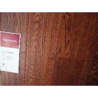 Quality 3ply Hand-Scraped Engineered Oak Flooring for sale