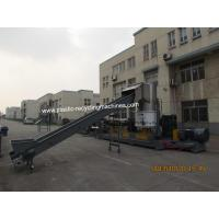 Buy cheap PE PP Film Cutting Compaction Plastic Recycling Granulator Machine With CE / ISO / SGS Certificate from wholesalers