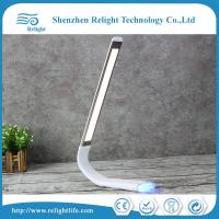 Wholesale Rechargeable flexible led table lamp with high lumen and RGB base from china suppliers
