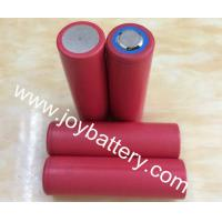 Wholesale Sanyo NCR18650GA 3500mAh 10A discharge battery,new arrival NCR18650GA 3500mah 10A battery from china suppliers