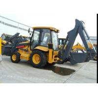 Wholesale Middle Tractor Backhoe Loader  With 60KW Power 1.2m3 Loading Capacity  XT860 from china suppliers