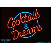 Wholesale Most Popular Custom Neon Light Signs , Easy To Install And Low Cost from china suppliers