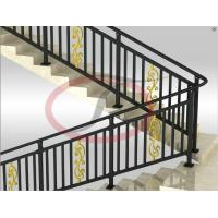 Wholesale Custom DIY Cambination Steel Modular Stair Balustrade from china suppliers