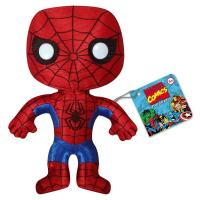 Wholesale Cute Spiderman Stuffed Animals Cartoon Plush Toys For Party / Festival from china suppliers