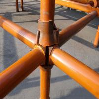 Wholesale Steel Pipe Quick Lock Cup Lock Scaffolding System from china suppliers
