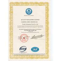 CHANGZHOU SINAEAN IMP&EXP CO.,LTD Certifications
