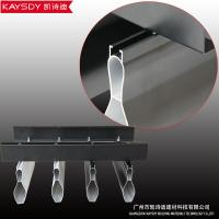 Buy cheap Art Bowling Shape Metal Suspended Ceiling Aluminum Alloy 1.0mm Thickness from wholesalers