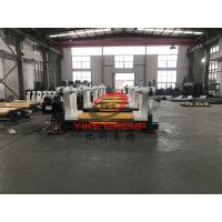 Wholesale 3 Ply Corrugated Cardboard Production Line 1800mm Hydraulic Mill Roll Stand from china suppliers