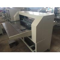 Quality 0.75KW 380V Filter Paper Pleating Machine Pleating Height 5mm - 55mm for sale