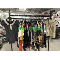 Wholesale Colorful Second Hand Womens Cotton Blouses Mixed Size For Southeast Asia from china suppliers