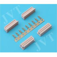 Wholesale Dual Row  pcb Wire to Board Connector with 20 - 40 Poles 3A AC/DC Rating Current from china suppliers