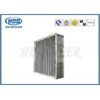 Wholesale Coal Fired Steam Boiler Air Preheater , Plate Type Air Preheater High Pressure from china suppliers