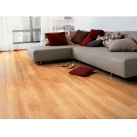 Quality 3 Strips Beech Laminate Floor for sale