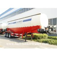 Wholesale Export To Philippines 40T Bulk Cement Trailer Cement Semi Trailer from china suppliers
