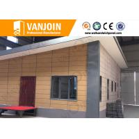 Wholesale Building Material EPS Sandwich Panel Board  8 Class Earthquake Resistance from china suppliers