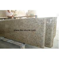Quality Giallo Ornamental,Yellow  granite Kitchen Countertops,Natural stone countertops for sale