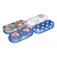 Wholesale Professional Customized EVA Glasses Case / Ladies Eyeglass Case With Zipper from china suppliers