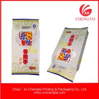 Wholesale Self Standing Nontoxic Heat Seal Gusset Pouches For Dried Fruit Food from china suppliers
