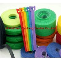 Wholesale Colored self adhesive AB double sided nylon cable organizer from china suppliers