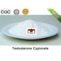 Wholesale 98% min Anabolic steroid hormone Testosterone Cypionate CAS NO.58-20-8 for Fittness from china suppliers