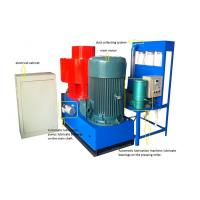 Husk / Straw / Biomass Pellet Making Machine , Wood Pellet Equipment