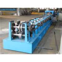 Wholesale Automatic Z Purlin Roll Forming Machine , Durable Roll Former Machine Chain Drive from china suppliers