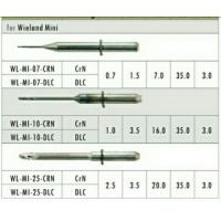 Wholesale Dental CAD / CAM Milling Burs ( For Wieland Mini CAD/CAM milling machine) from china suppliers