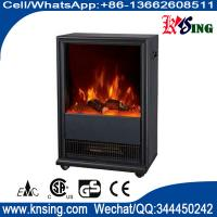 Wholesale SF-1319 Electric stove fireplace movable burning log LED flame www.knsing.com from china suppliers