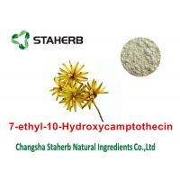 Wholesale Cas No 86639-52-3 Pure Natural Plant Extracts 7- Ethyl - 10- Hydroxycamptothecin Powder from china suppliers
