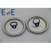 Wholesale Beer Easy Open End Aluminum Can Lids For Plastic Can , Beverage Can Package from china suppliers