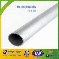 Wholesale hot dipped galvanized steel pipe price z200-z275g from china suppliers