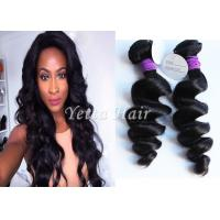 Wholesale Durable100g Natural Wave Peruvian Human Hair Weave Without Chemical from china suppliers